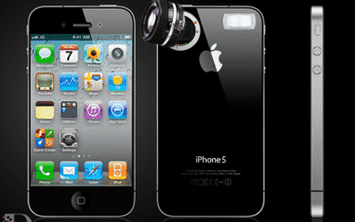 Rumor: iPhone 5 in October