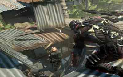 Crysis Console Release Date and Gameplay Footage Revealed