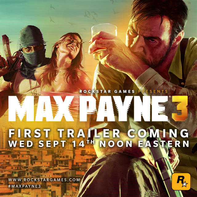 Max Payne 3 Trailer scheduled to be Revealed Next Week 1