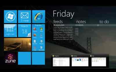 Windows 8 Public Developer Preview downloads now available