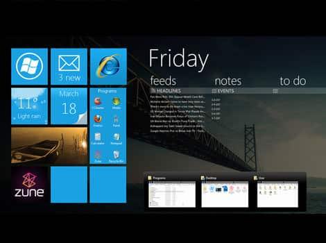 Windows 8 Public Developer Preview downloads now available