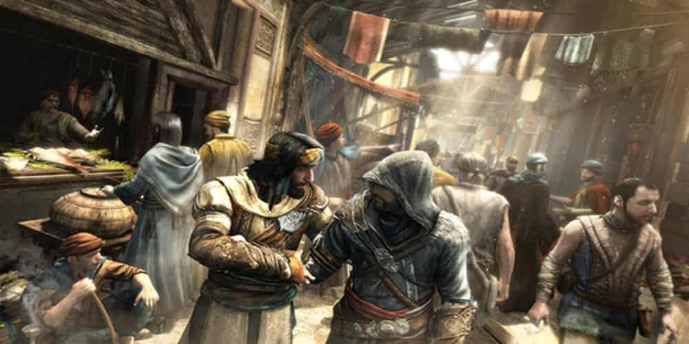 Annual Releases Help Assassin's Creed Developers‎