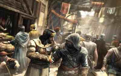 End of Ezio In Assassin's Creed: Revelations