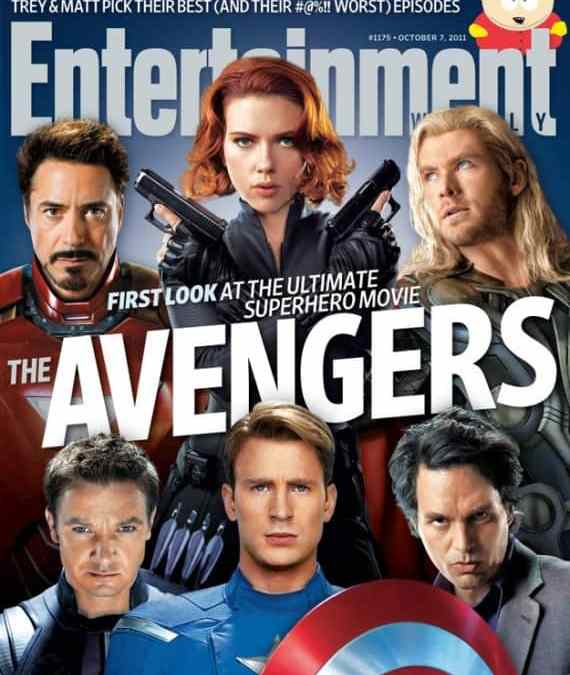 The Avengers New Pictures