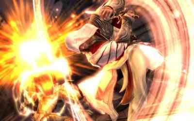 Ezio Fights In New Soulcalibur 5 Video