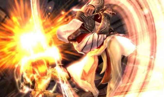 Soul Calibur 5 Ezio Trailer 1