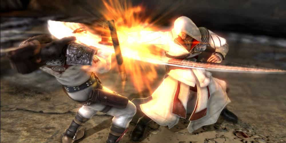 Soul Calibur 5 Ezio Trailer