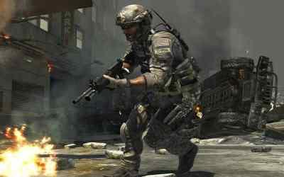 Modern Warfare 3 Website Redirects to Offical Website of Battlefield 3