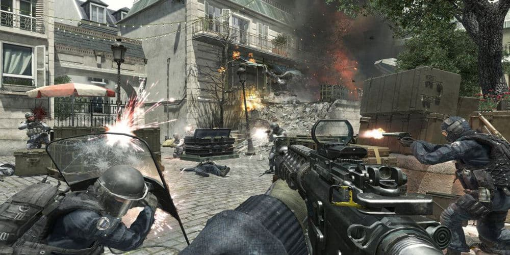 Call of Duty Elite Improving