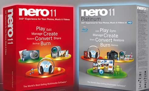 Nero 11 Multimedia Software Suite Launched
