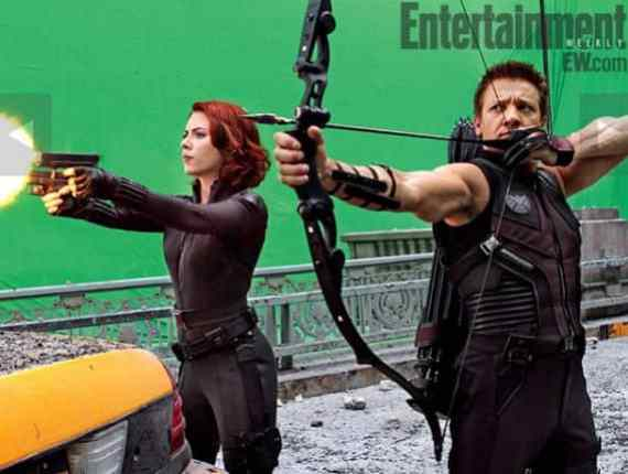 The Avengers New Pictures  2