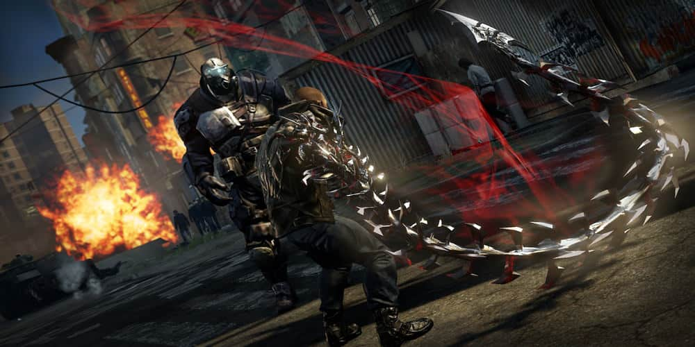 Prototype 2: The Red Zone Trailer