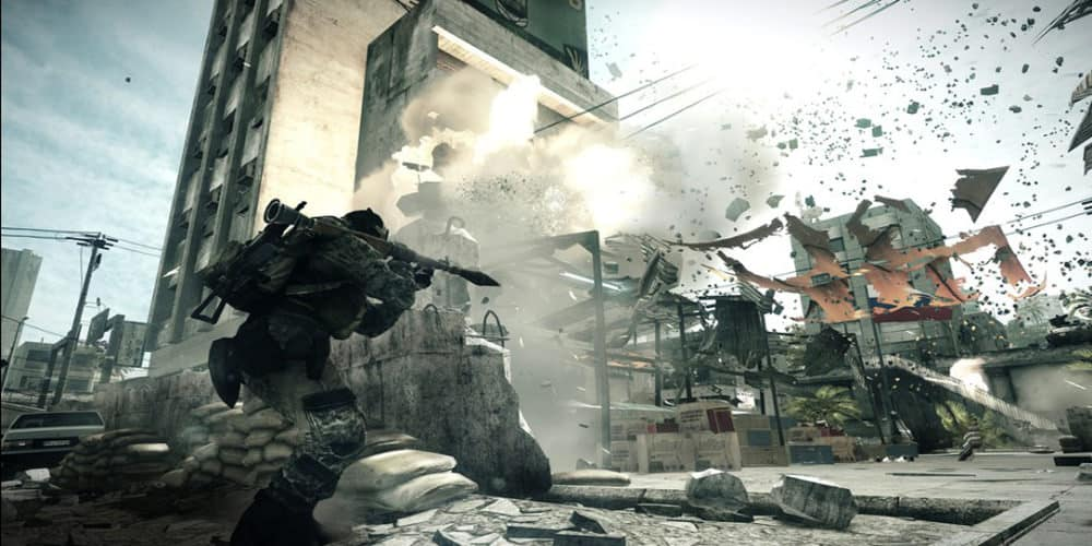 Battlefield 2 Vs Battlefield 3 – Karkand Comparison Video