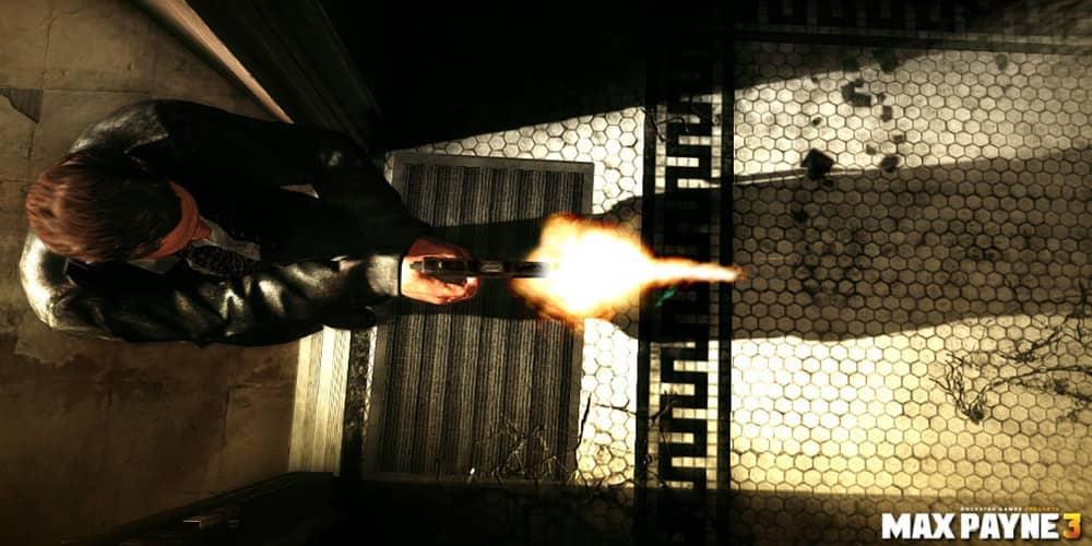 Max Payne 3: Shoulder Zoom, Physics, Animation Detailed