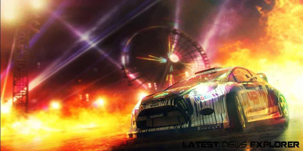 DiRT Showdown – Race Hard, Party Hard – Trailer
