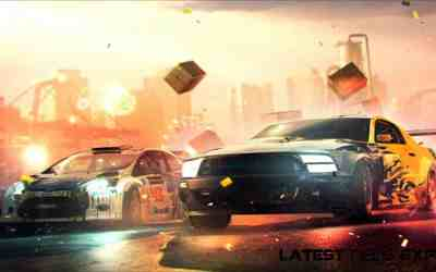 DiRT Showdown Release Date, Gameplay Video