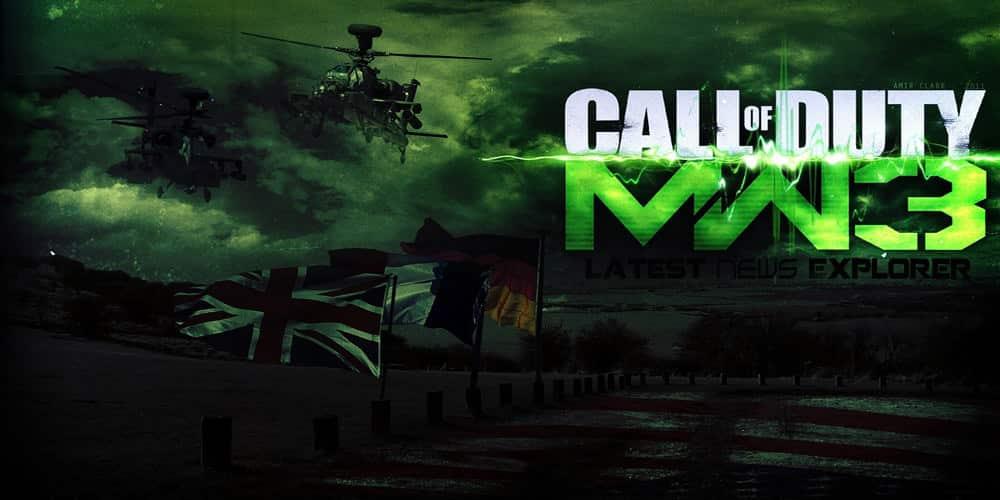 Call of Duty: Modern Warfare 3 Piazza & Liberation Content Season