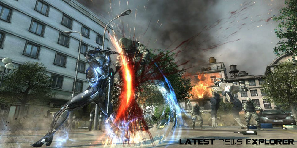 Metal Gear Rising: Revengeance – 'Boss Battle' Gameplay Trailer