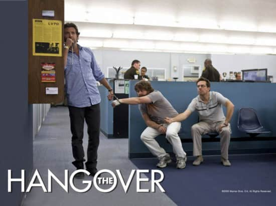 The Hangover III Starts Filming In September