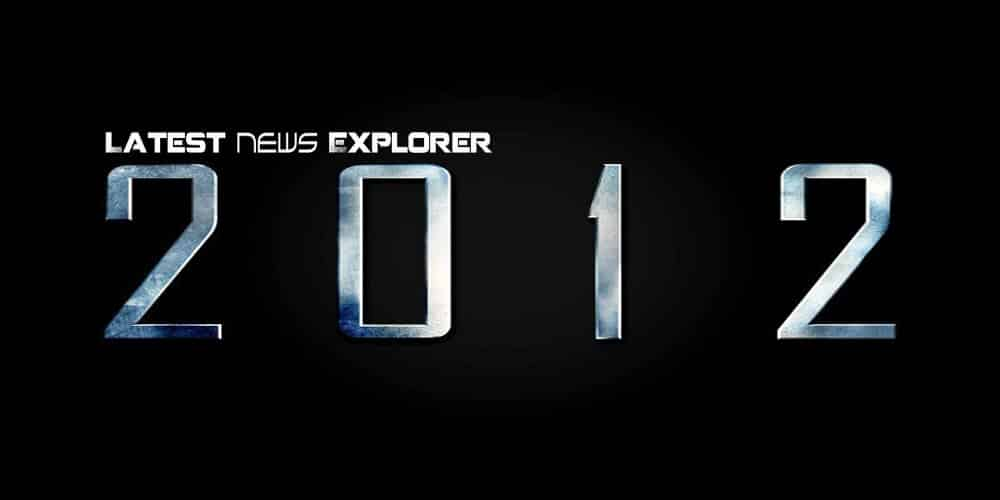 New Games Of 2012