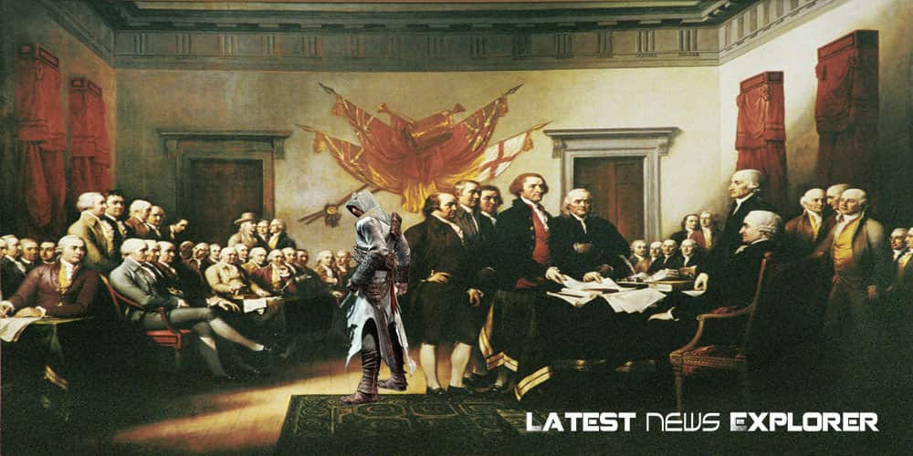 Leaked Assassin's Creed III Image Points To American Revolution