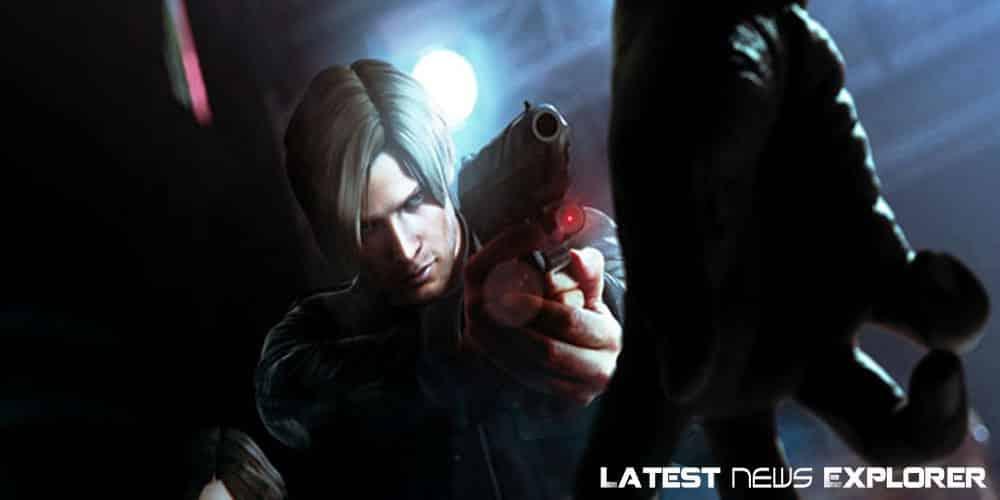 Resident Evil 6 Captivate Trailer