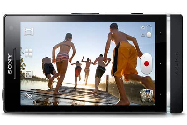 Sony Ericsson Xperia S Smartphone Revealed