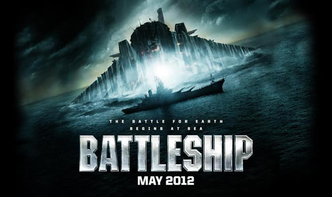 Battleship Super Bowl XLVI – Trailer