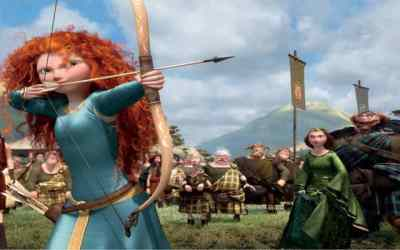 Brave – Meet Merida (Trailer)