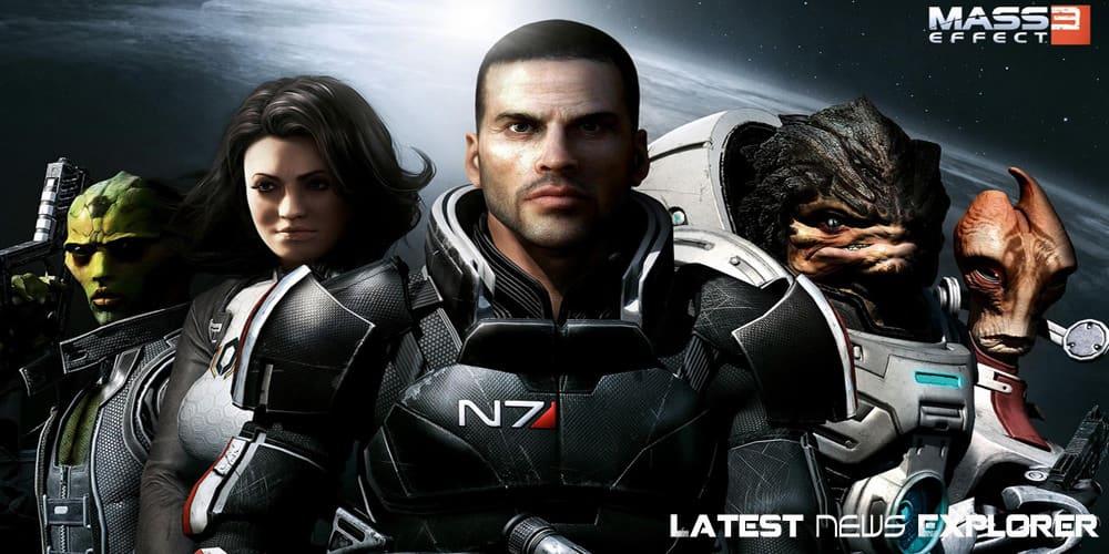 Mass Effect 3: Take Earth Back Trailer