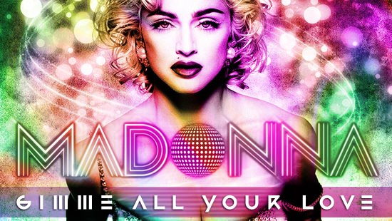 Madonna – Give Me All Your Luvin' Ft. M.I.A. & Nicki Minaj (Music Video)
