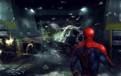 The Amazing Spider-Man – Iguana Trailer