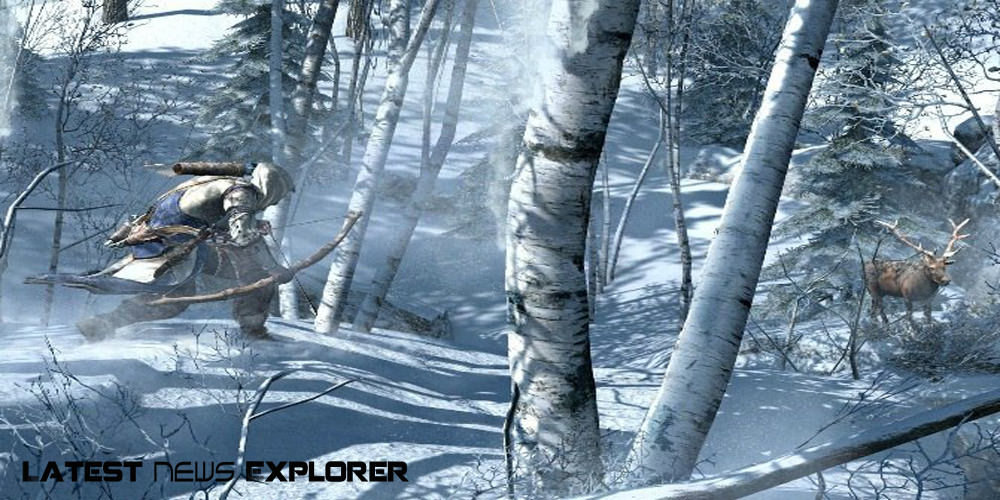 Assassin's Creed III PS3 Includes '60 Minutes of Exclusive Gameplay'