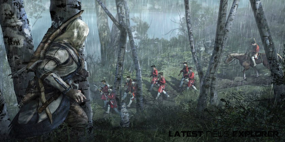 "Assassin's Creed III Wii U Is ""Exactly The Same Game"" As PS3 And Xbox 360"