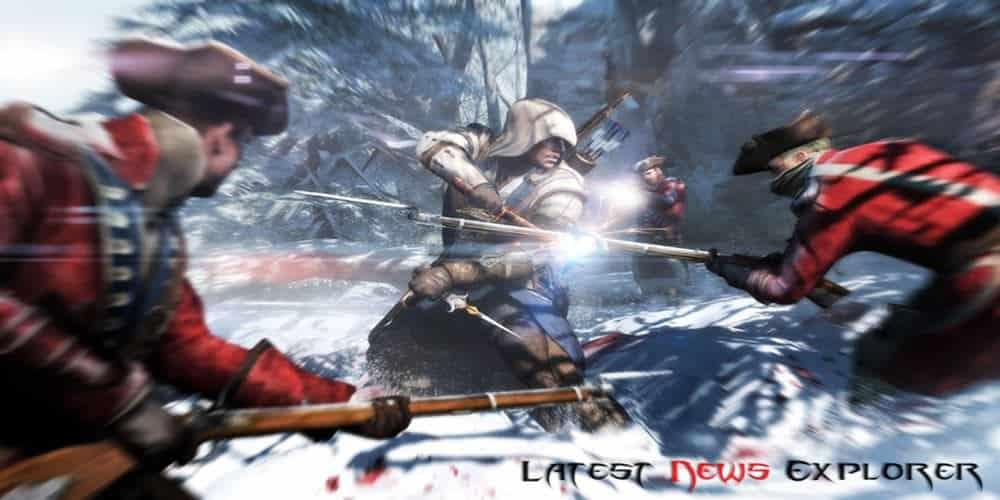 E3 2012: Assassin's Creed III – Cinematic Trailer