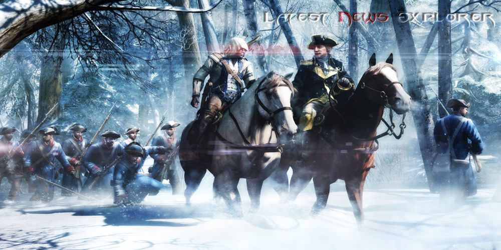 Assassin's Creed III – Episode 1: 'The Infamy' Trailer