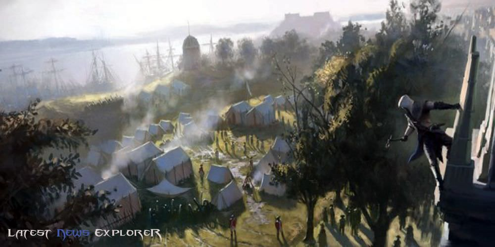 Assassin's Creed III – Epic Gameplay