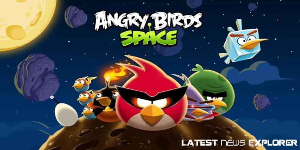 Angry Birds Space – Launch Trailer