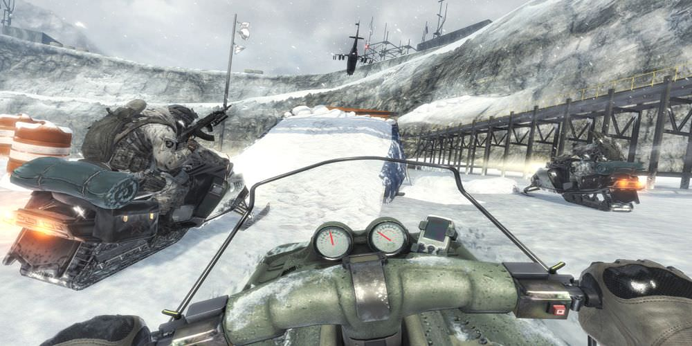 Call of Duty: Modern Warfare 3 'Content Collection #1' Behind the Scenes Preview