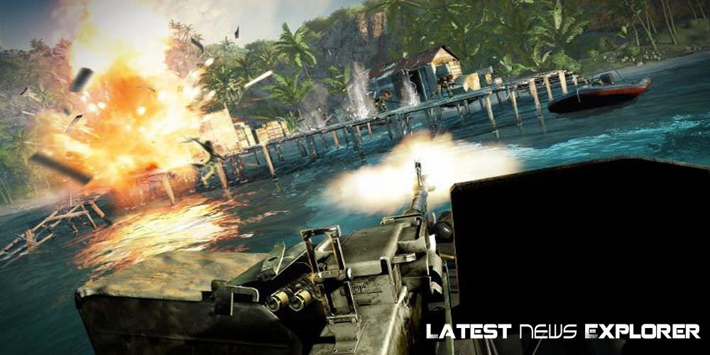 Far Cry 3 – Gameplay Trailer