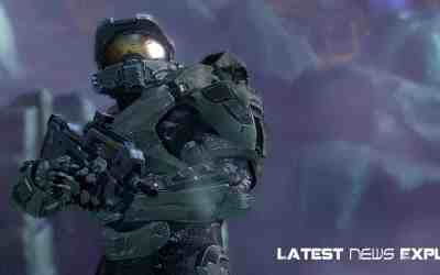 Halo 4 Multiplayer Footage Shown on Conan O'Brien