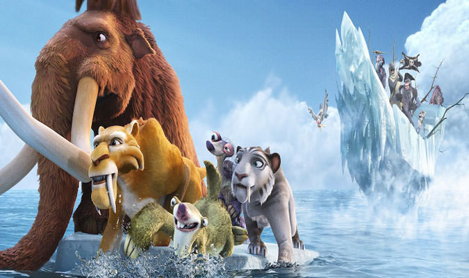 New Ice Age: Collision Course International Trailer