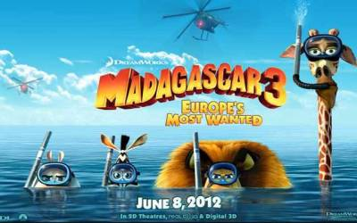 """Madagascar 3: Europe's Most Wanted – """"I'm The Leader"""" Clip"""