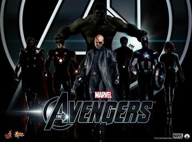The Avengers – Alternate Opening Clip