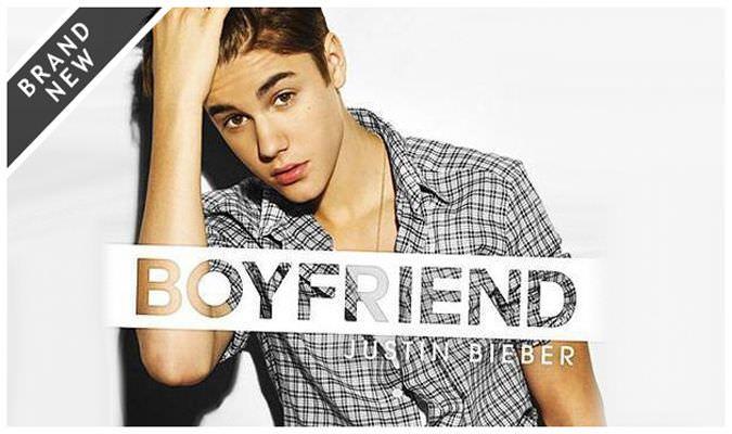 Justin Bieber – Boyfriend Teaser