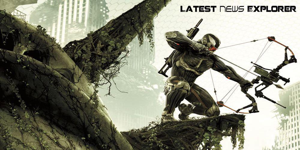 E3 2012: Crysis 3 – Gameplay Trailer