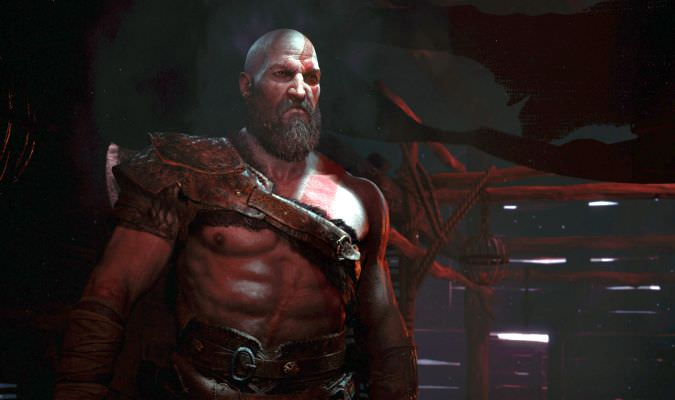 E3 2016: God of War Gameplay Trailer