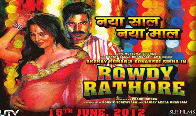 Rowdy Rathore – Trailer