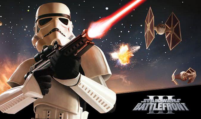 Early Star Wars: Battlefront III Alpha Footage Leaked