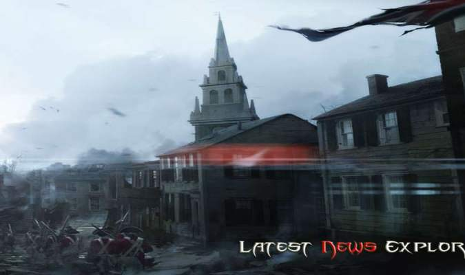 """Ubisoft: """"Assassin's Creed III Only Possible Due To Yearly Franchise Releases"""" 2"""